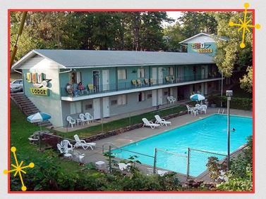 joy motel front
